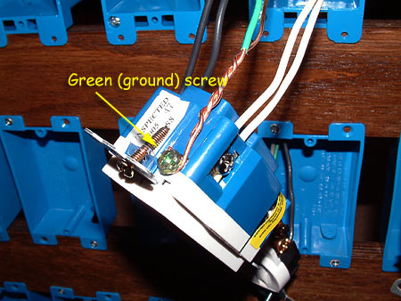 daisy chain outlet wiring daisy chain electrical wiring diagram wiring outlets - without endangering yourself | melev's ... #5